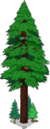 World's Largest Redwood Menu