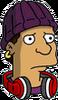 Chester Dupree Sad Icon