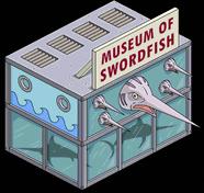Museum of Swordfish Icon