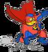 Practice Superhero Landing Menu
