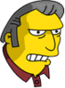 Fat Tony Angry Icon