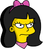 Jessica Lovejoy Angry Icon
