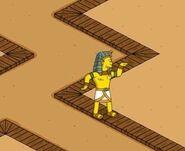 Pharaoh Skinner Doing the Scarab (1)
