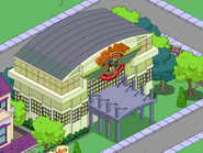 Soarin' Over Springfield active in the game