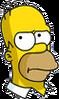 Homer Skeptical Icon