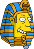 Pharaoh Skinner Happy Icon