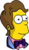 Prom Time Homer Icon