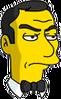 Agent Bont Annoyed Icon