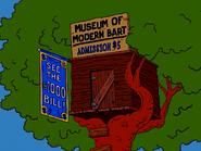 Museum of Modern Bart