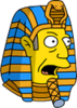 Pharaoh Skinner Surprised Icon