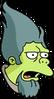Bridge Troll Moe Surprised Icon
