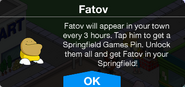 Roaming Fatov message 2