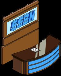 ESBN Sports Desk Menu