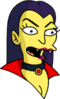 Countess Dracula Happy Icon