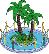 Modern Fountain Menu