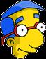 Fit Milhouse Icon