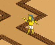 Pharaoh Skinner Doing the Scarab (2)