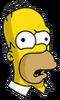 Homer Blort Icon