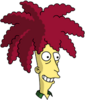 Sideshow Bob Happy Icon