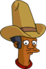 All-American Apu Worried Icon