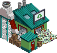 Plastic Depot Menu