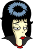 Booberella Sad Icon