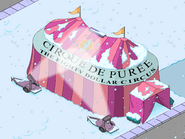 Cirque De Puree animation