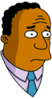 Dr. Hibbert Sad Icon