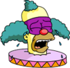 Clownface Crying Icon