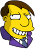 Quimby Smug Icon