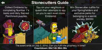 Stonecutters Guide