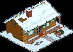 Christmas Muntz House Menu
