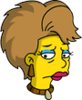 Ginger Flanders Sad Icon