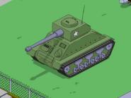 TSTo WW2 tank