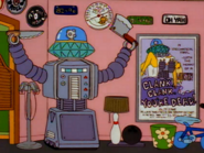 Clank Clank You're Dead - Robot