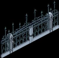 Medieval Gate Menu