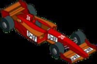 Duff Racer Menu