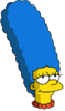 Marge Dreamy Icon