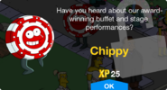 Chippy Unlock Screen