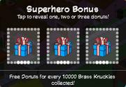 Superhero Bonus Issue 1