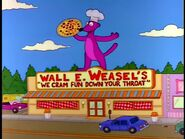 Wall E. Weasels