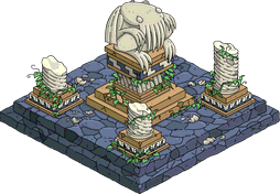 Ancient Ruins Menu