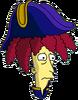 Captain Bob Sad Icon