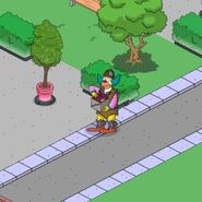 Krustcraft Krusty Handing Out Downloadable Content (1)