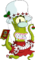 Mrs. Kodos Claus Unlock