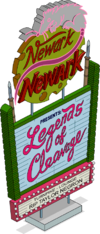 Newark Newark Sign Menu