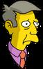 Skinner Sad Icon