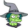Witch Annoyed Icon