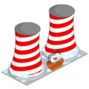 Candy Cane Power Plant