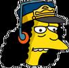 Conductor Otto Sad Icon